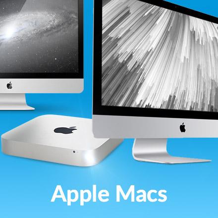 Macs neufs et reconditionnés
