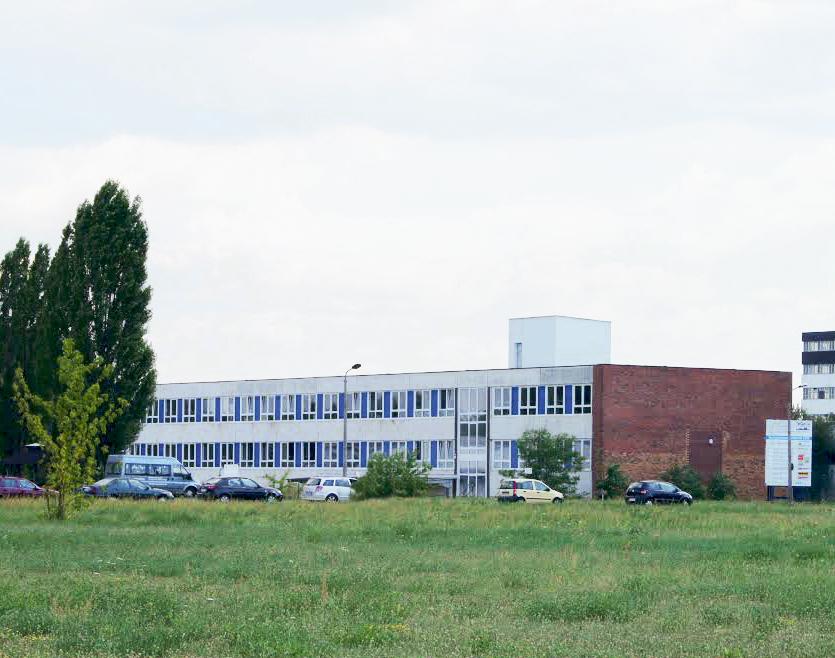 Site de production Francfort (Oder) 2