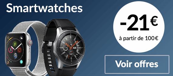 smartwatches reconditionnées