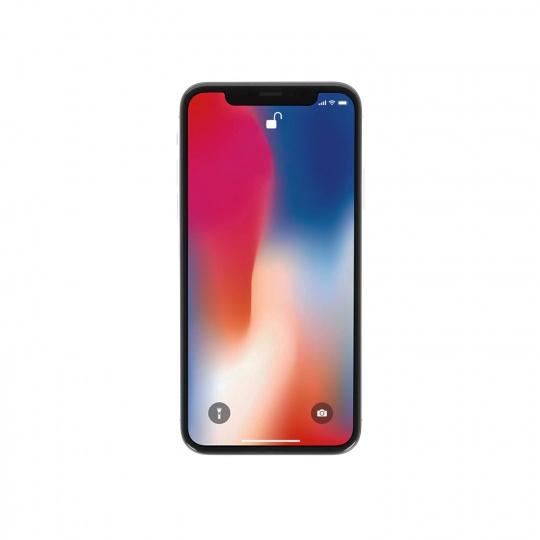 iPhone X 64 go gris sidéral reconditionné à neuf