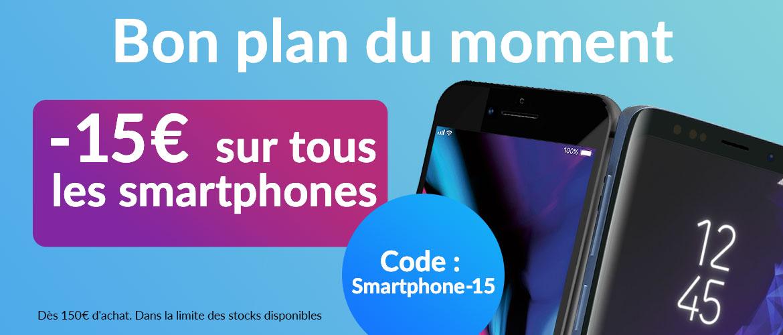 Smartphone-15€