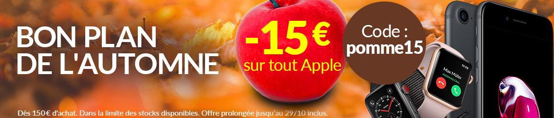 -15€ auf Apple Herbst Aktion