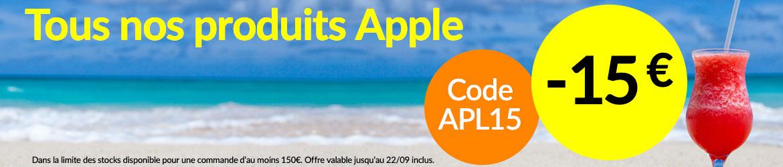 -15€ auf Apple